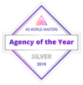 Ad World Masters - Agency of the Year Silver 2019