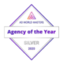 Ad World Masters - Agency of the Year Silver 2020