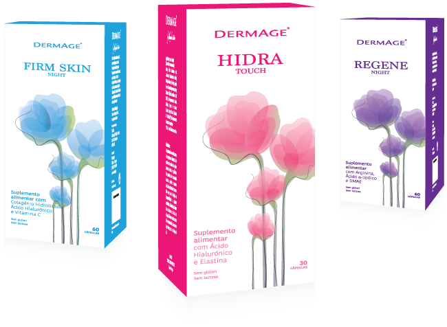 Clínica DermAge Branding - Packaging