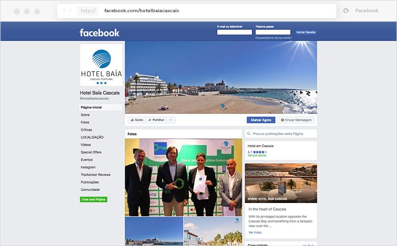 Hotel Baía - Facebook