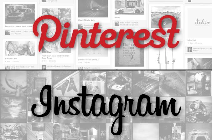 Instagram e Pinterest são as redes sociais que mais cresceram em Portugal