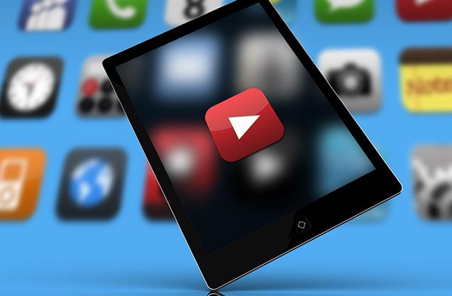 video online em crescimento