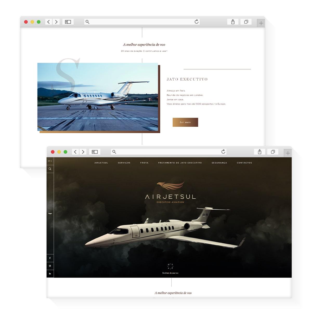 Website Airjetsul