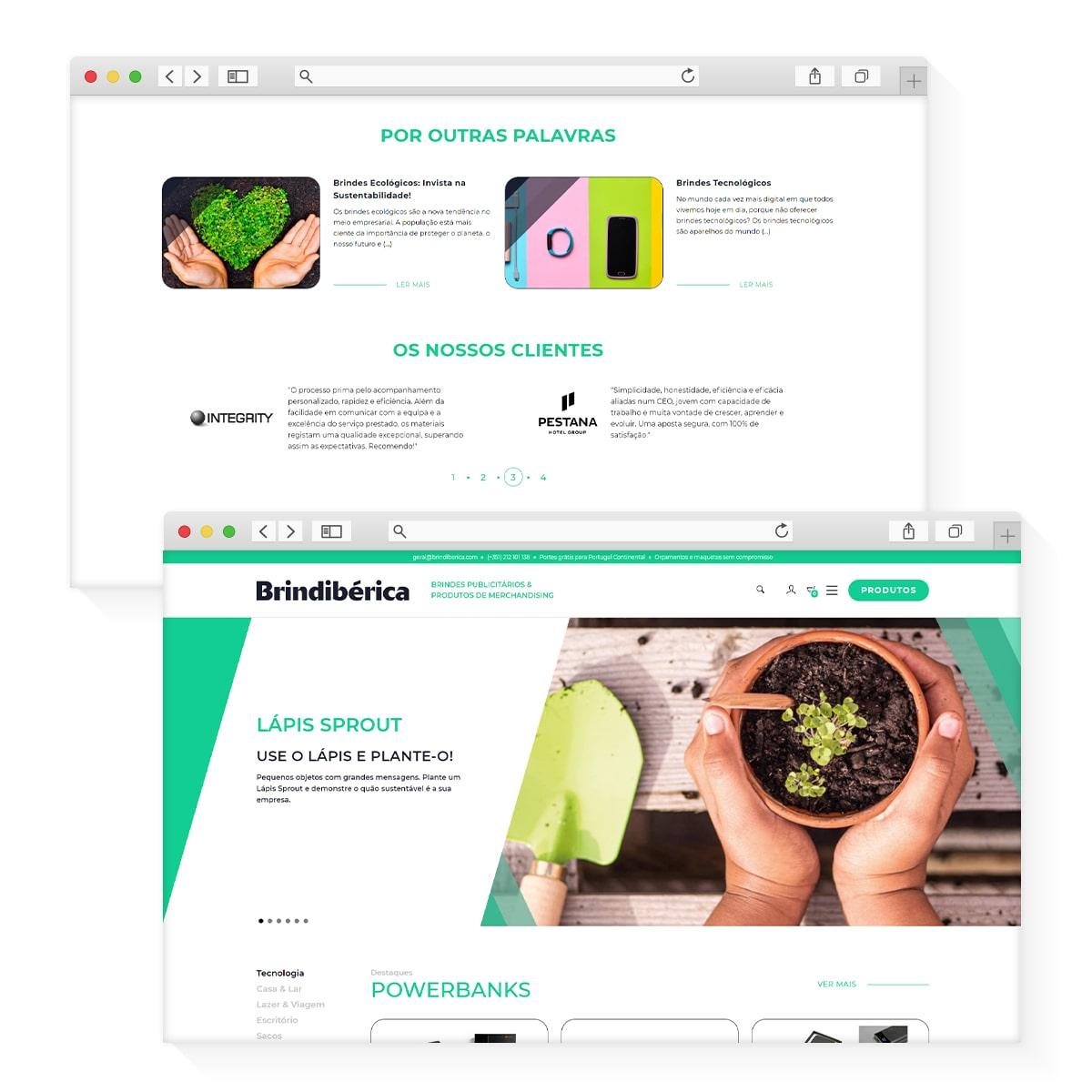 Website Brindibérica