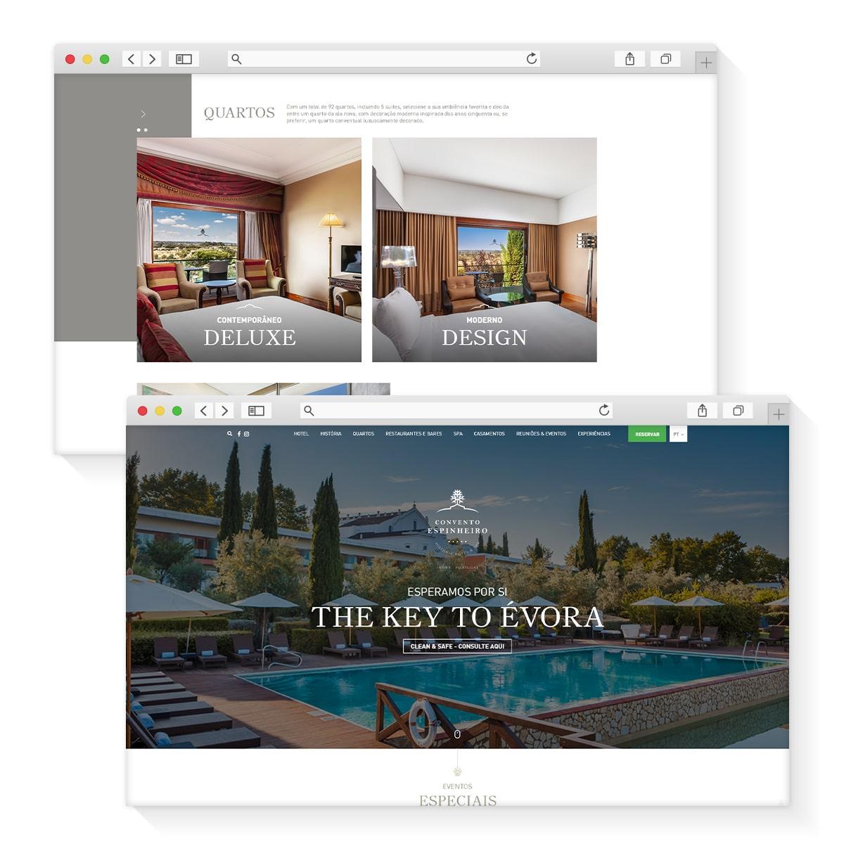 Website Convento